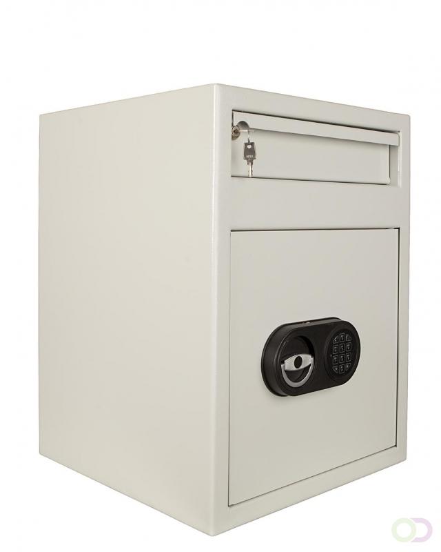 Afstortkluis de Raat MPE 2 Deposit Safe met electronisch cijferslot EM 1520