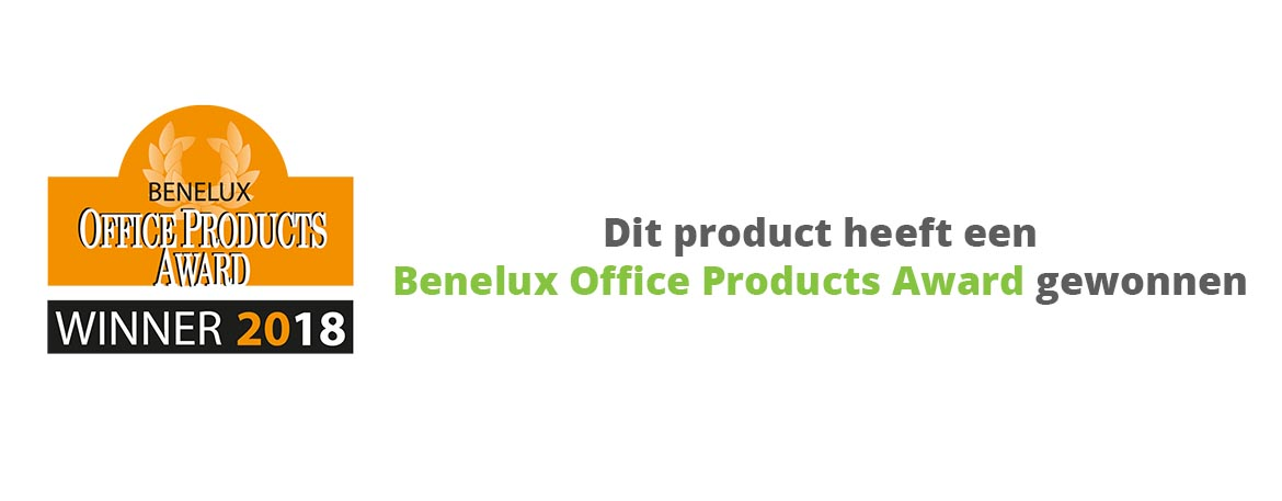 De winnaars van de Benelux Office Products Awards 2018