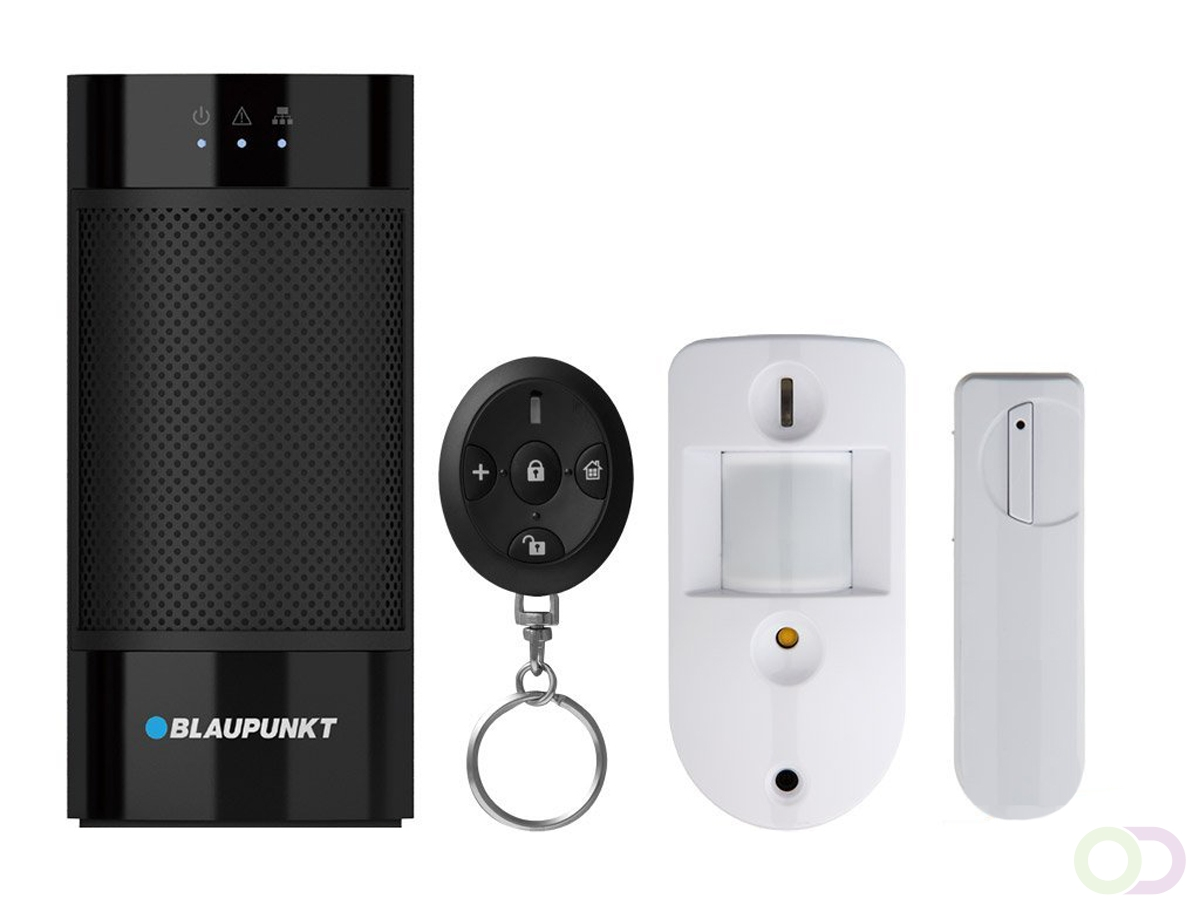 Blaupunkt Q3200 Draadloos alarmsysteem set