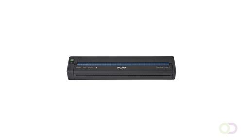 Brother Mobiele PocketJet printer 8 ppm (zwart-wit)-300dpi-USB-iPrint and Scan (PJ-763)