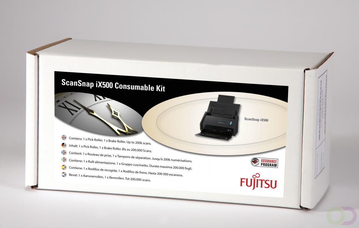Scanner Fujitsu PA03656-0001