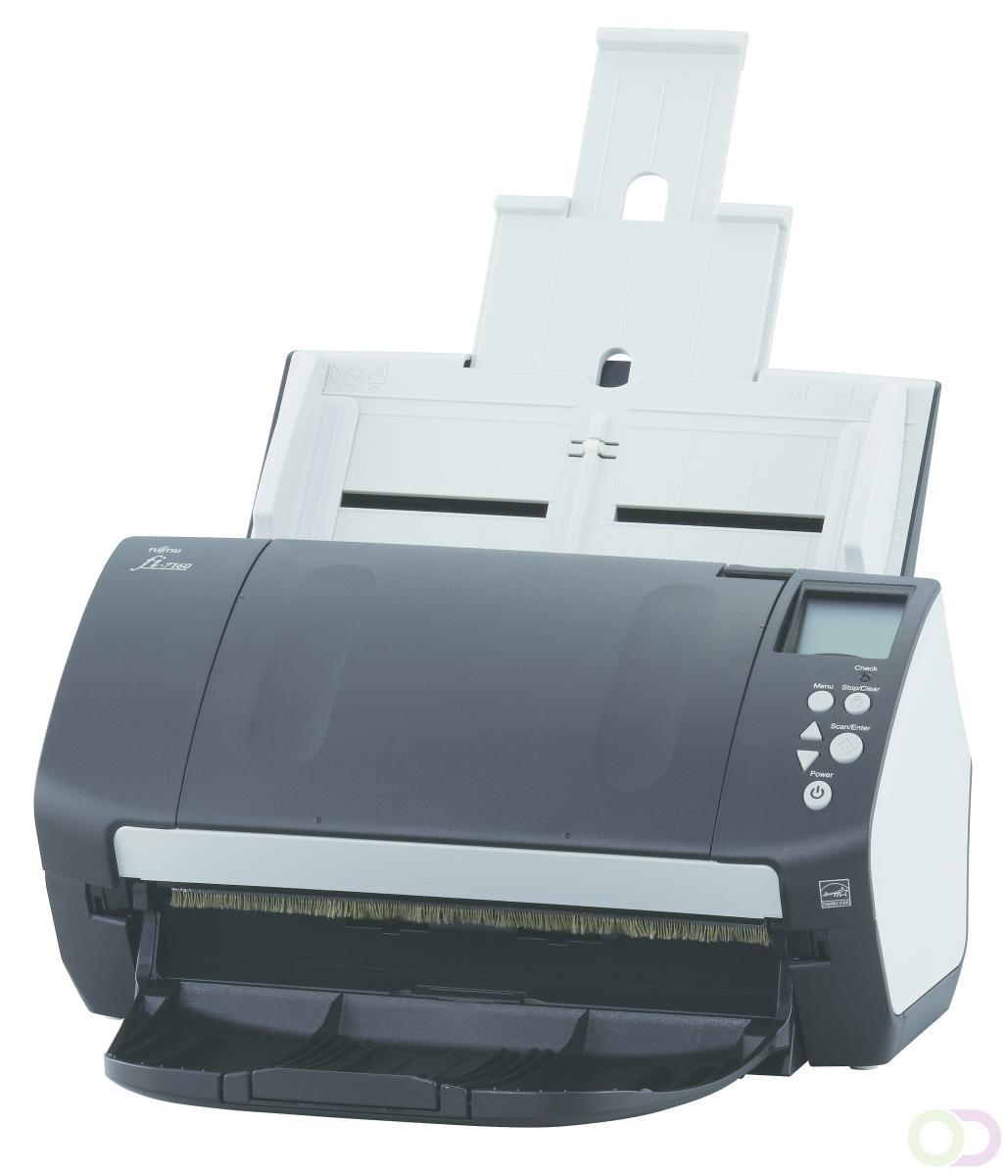 Fujitsu FI-7180 A4 ADF 2D CODE MODULE