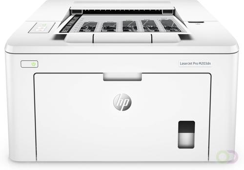 HP LaserJet M203dn 1200 x 1200DPI Wit
