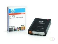 HPE 2.5 RDX 500GB removable disk cartridge 1-pack