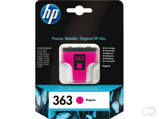 HP 363 originele magenta inktcartridge