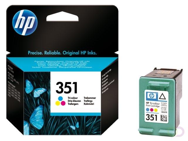 Inkcartridge HP CB337EE nr.351 3-kleur