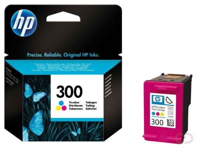 Inkcartridge HP CC643EE nr.300 kleur