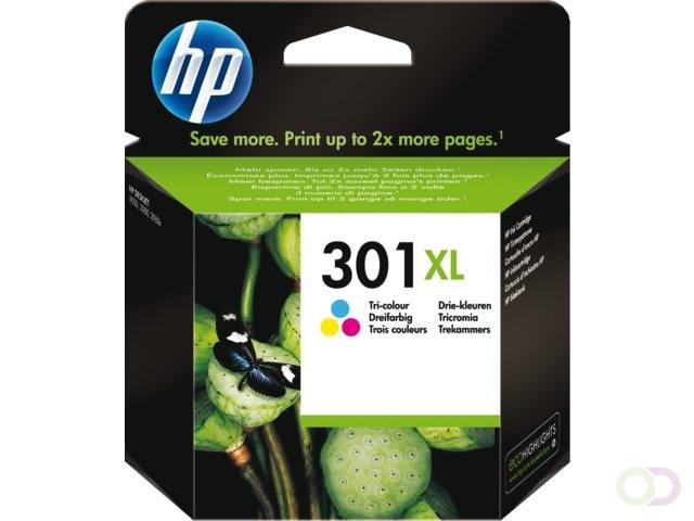Inkcartridge HP CH564EE nr.301XL kleur HC