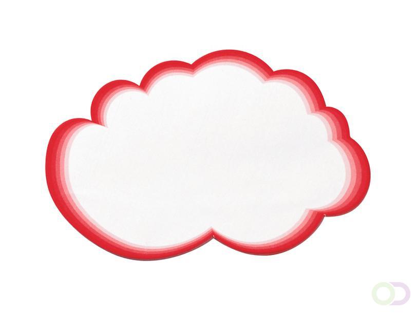 Kleine wolken set à 20 stuks