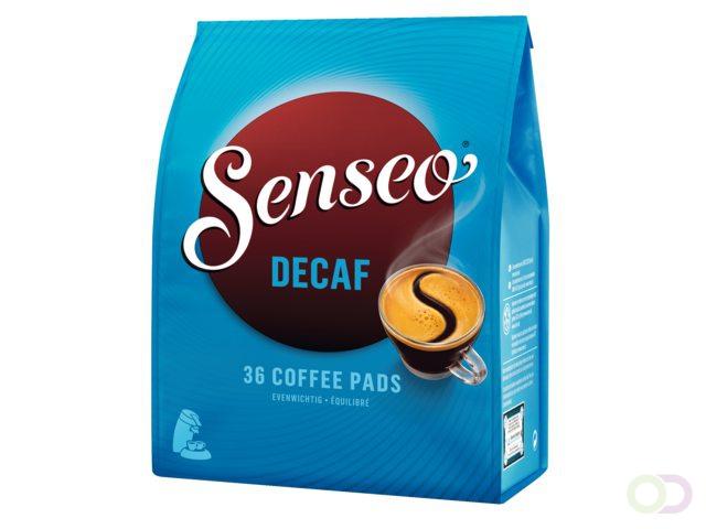 Douwe Egberts Senseo koffiepads Decafe 36  36