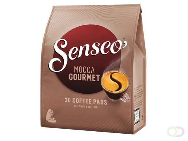 Douwe Egberts Senseo koffiepads Mocca 36  36