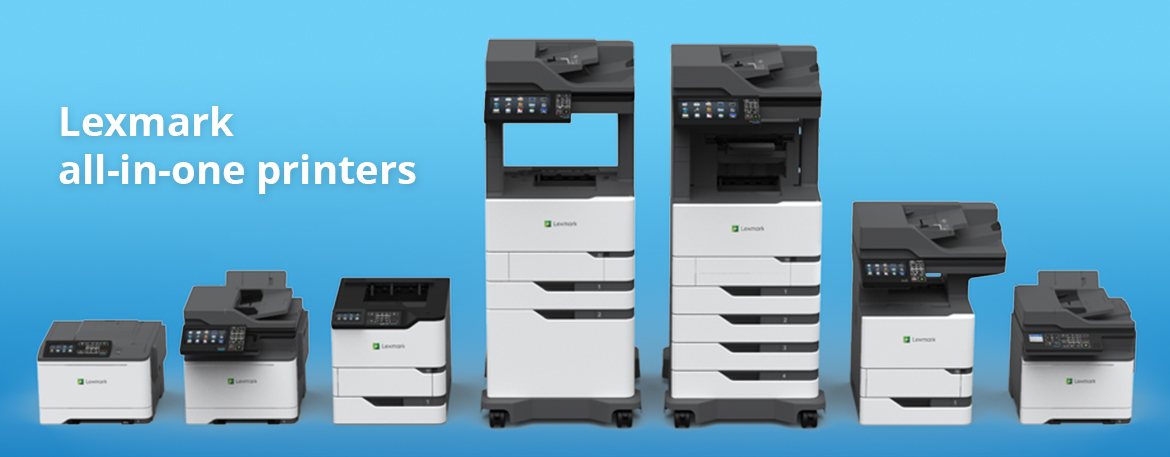 All-in-one-printers van Lexmark
