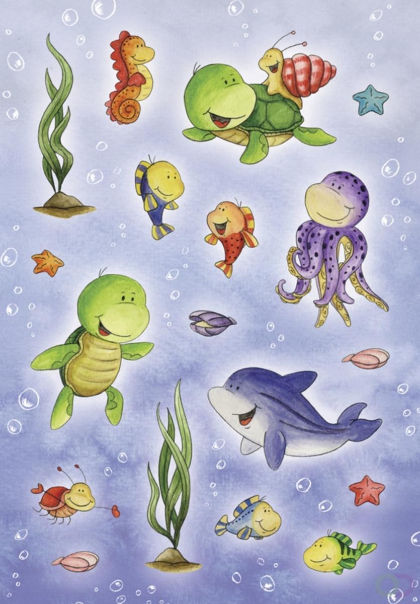 MAGIC Herma Onderwaterdieren, stone