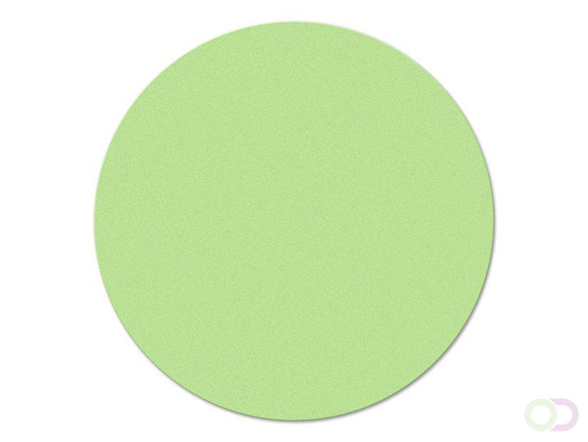 Ronde kaarten 10 cm, 250 stuks groen