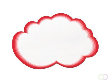 Mini wolken set à 20 stuks