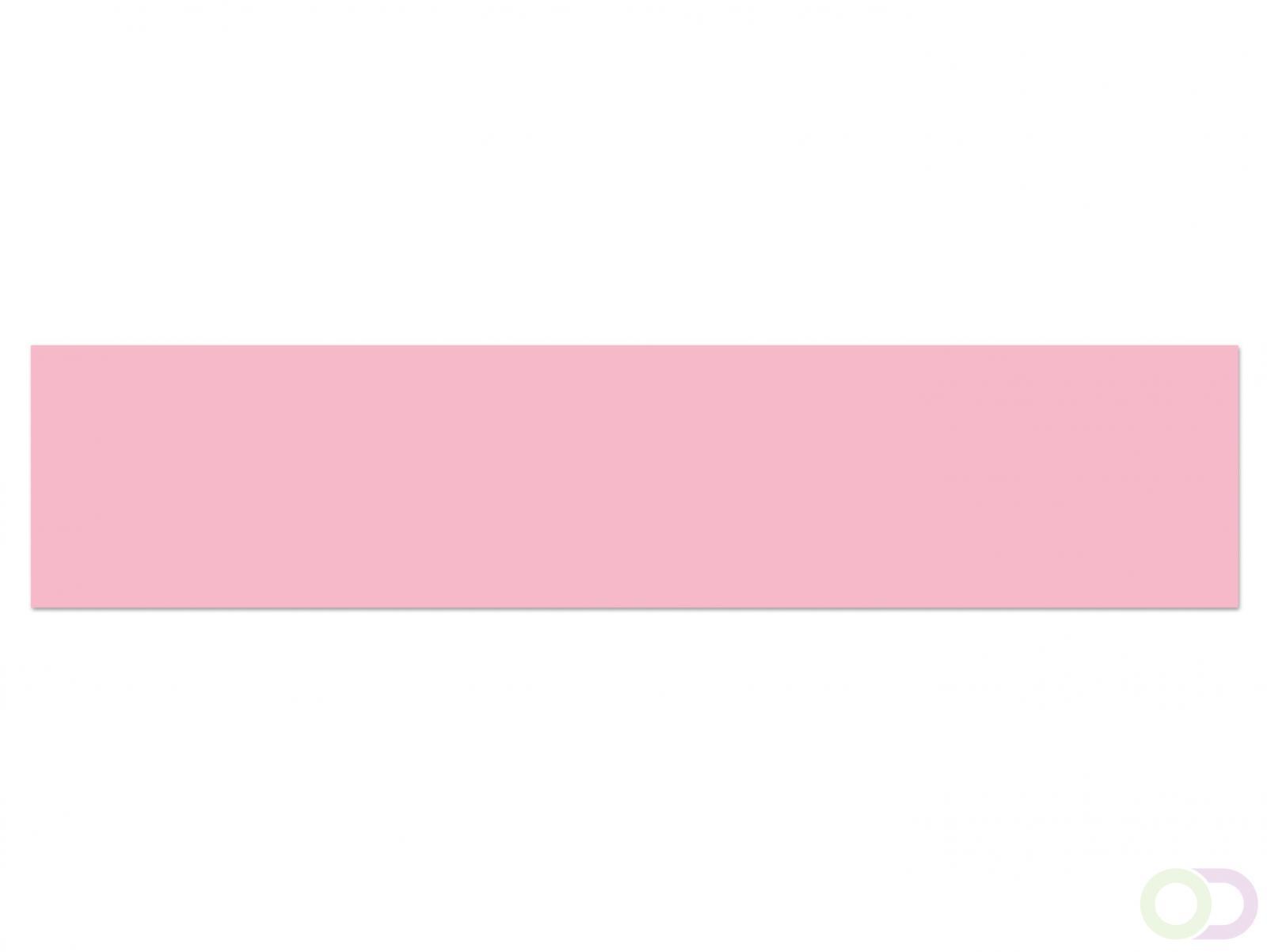 Strips voor koppen 100 stuks roze