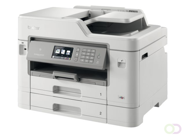 Brother MFC-J5930DW Inkjet A3 Wi-Fi Grijs, Wit multifunctional