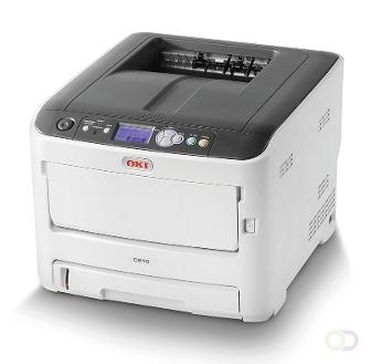 OKI C612N Kleur 600 x 1200DPI A4 Wit