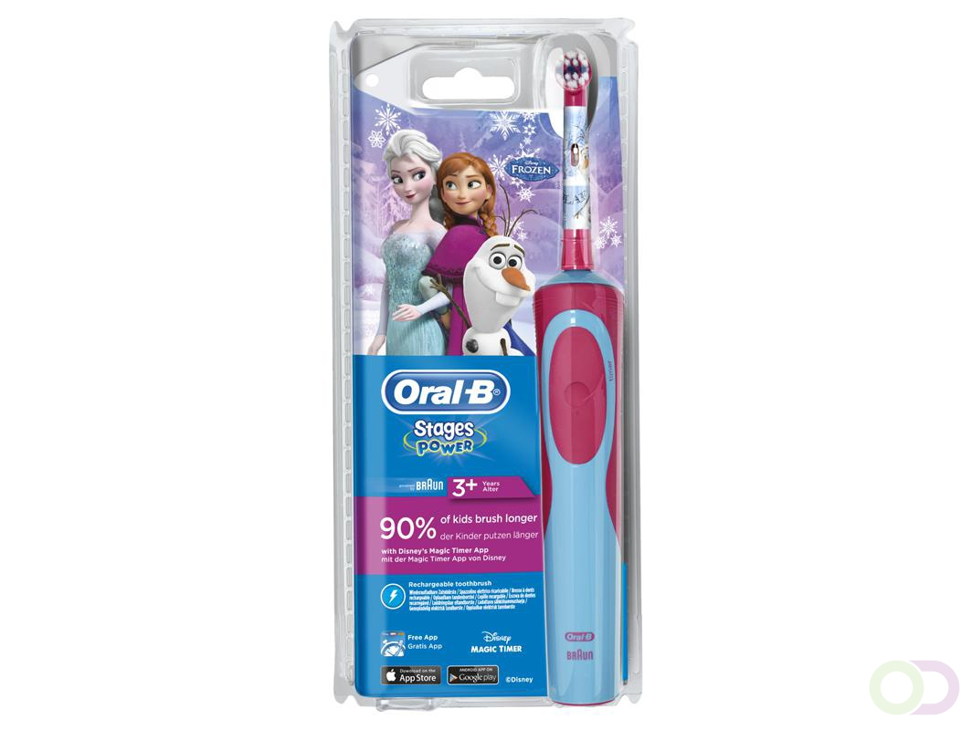 Oral-B Stages Power Frozen
