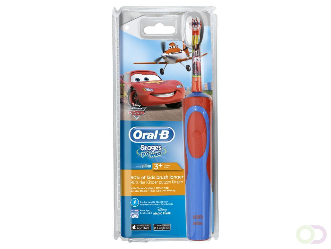 Oral-b Vitality Kids elektrische tandenborstel Cars & Planes