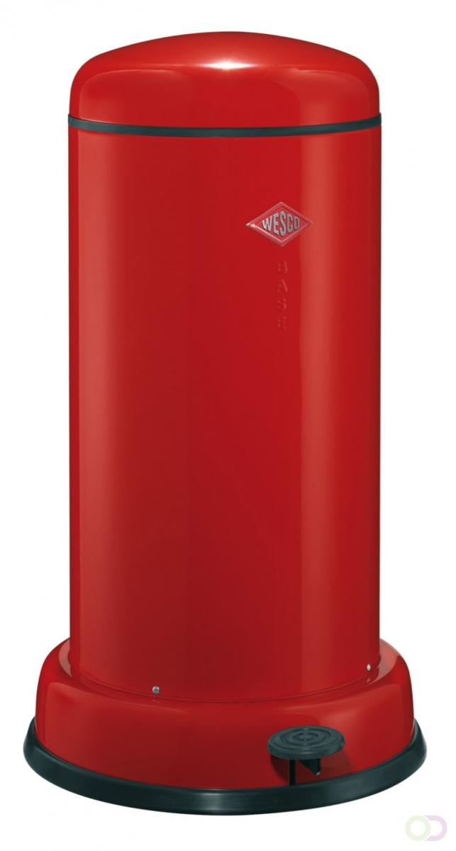 Pedaalemmer Wesco Baseboy 20 liter, Rood