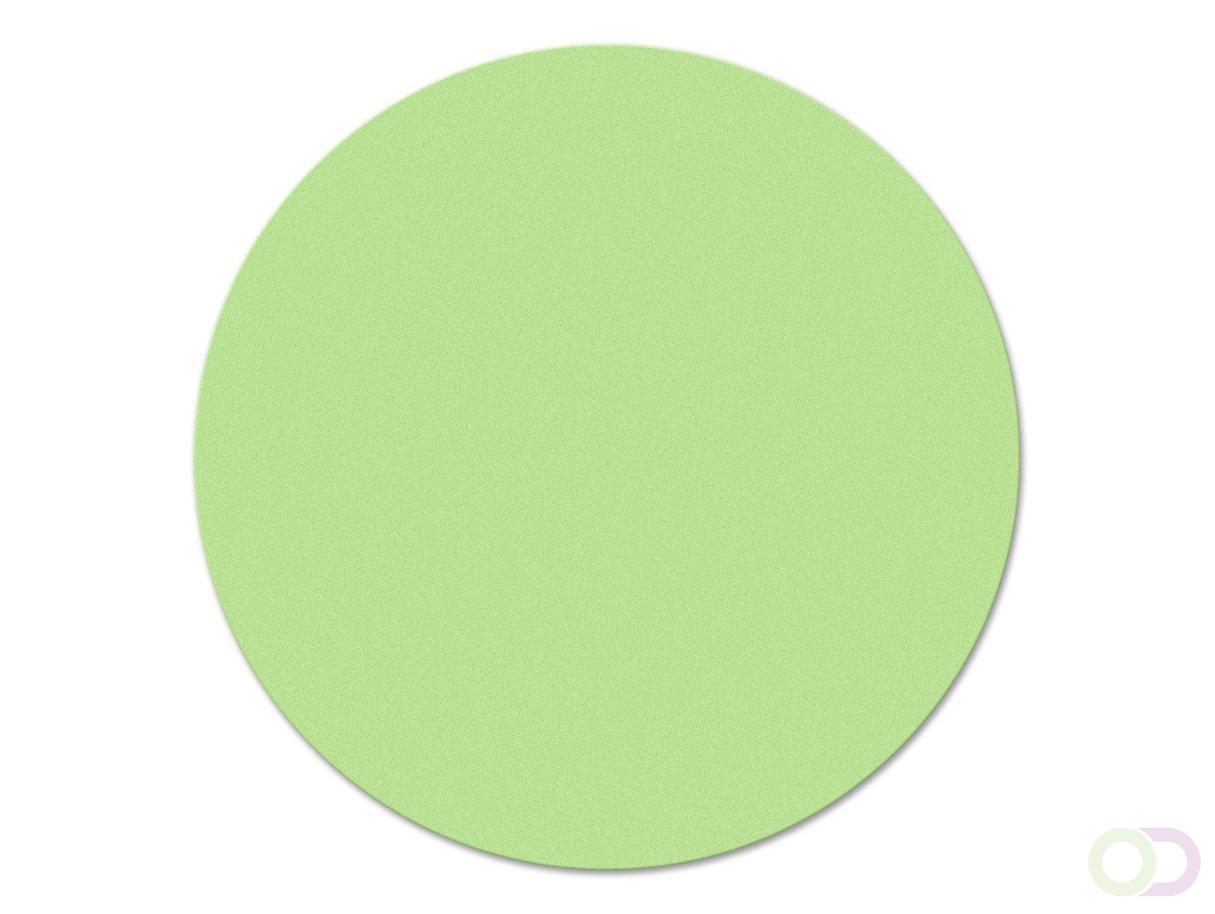 Ronde kaarten 14 cm, 250 stuks groen