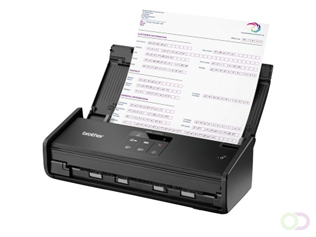 Scanner Brother ADS-1100W scanner