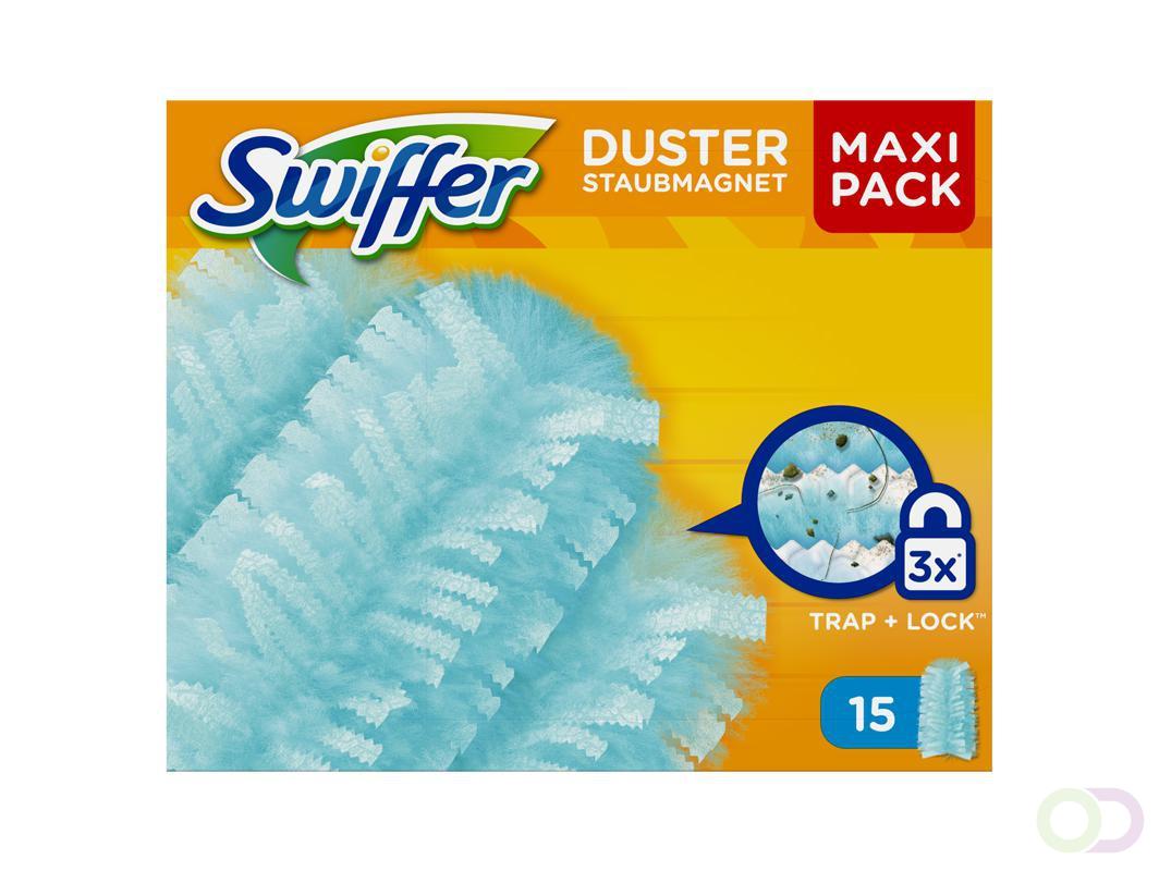 Swiffer Duster Navullingen Stofdoek 3 x 15 = 45 stuks