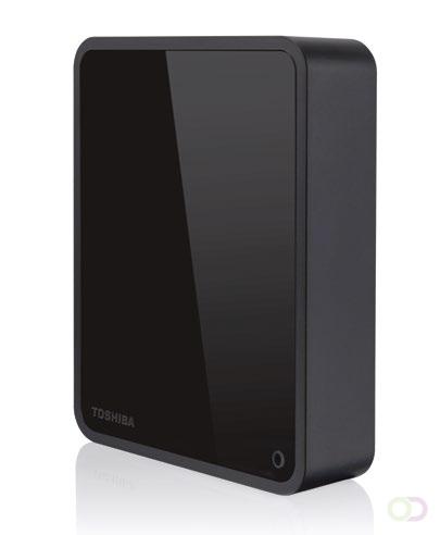 Toshiba 2 TB Externe harde schijf 8.9 cm (3.5 inch) USB 3.0 Zwart