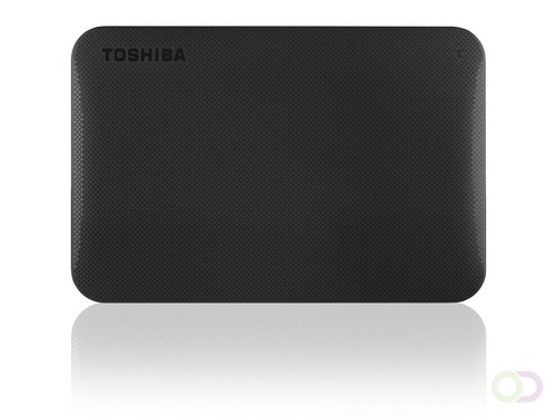 Toshiba Canvio Ready 2.5 1TB black (HDTP210EK3AA)