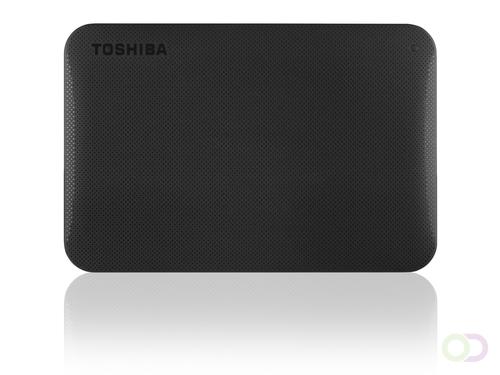 Toshiba Canvio Ready 2.5 500GB black (HDTP205EK3AA)