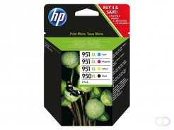 HP 950XL Inktcartridge HC (C2P43AE)