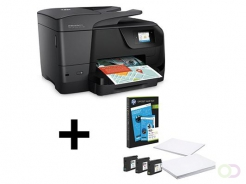 HP OfficeJet pro 8715 + HP Ink Value pack