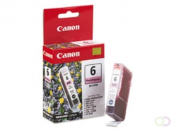 Inkcartridge Canon BCI-6 foto lichtrood