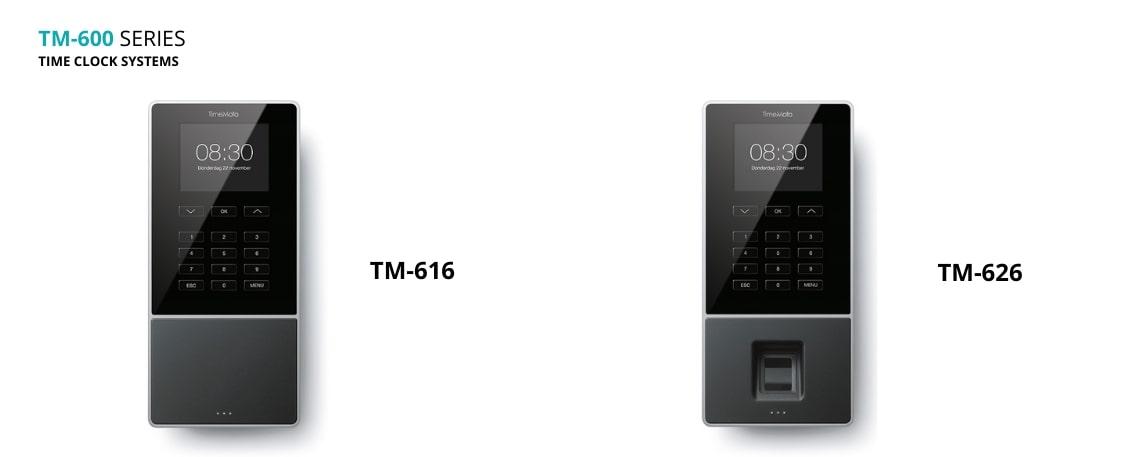 #Hoe de TimeMoto TM-600 Serie eruit ziet