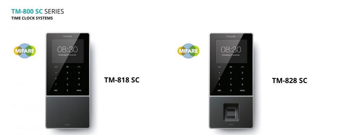 #Hoe de TimeMoto TM-800 SC Serie eruit ziet